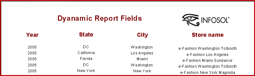 Crystal Report w Dynamic Report Field Selection 1