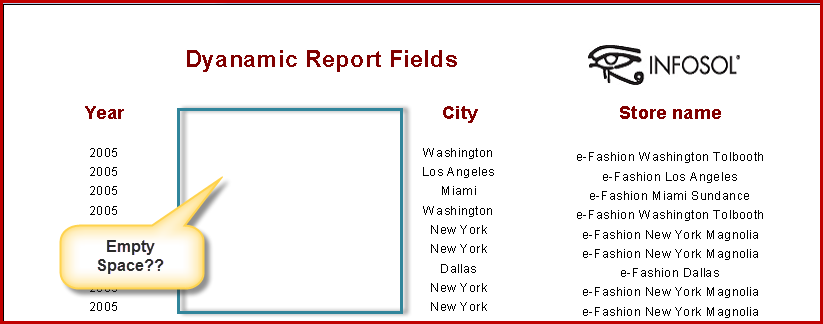 Crystal Report w Dynamic Report Field Selection 8
