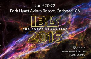 IBIS 2016 - The Force Reawakens - Become a BO Jedi