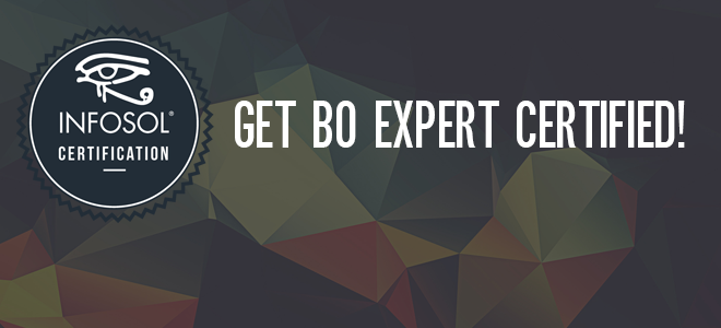 Get BusinessObjects Certified at IBIS 2018