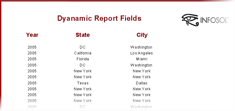 Crystal Report w Dynamic Report Field Selection 7