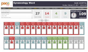 Performance and Clinical Excellence (PaCE) dashboard